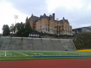 stadium high