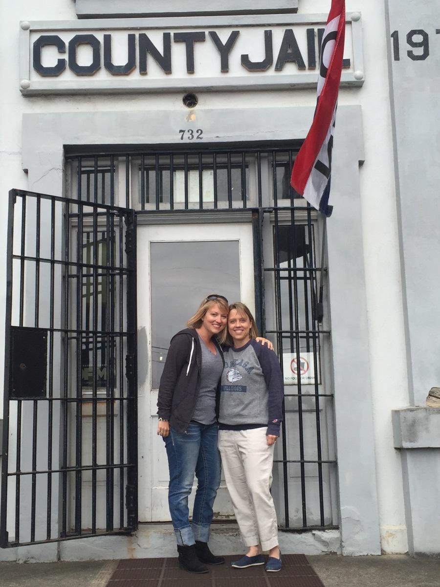 goonies jail